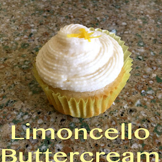 Limoncello Buttercream Frosting