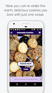 Insomnia Cookies - náhled
