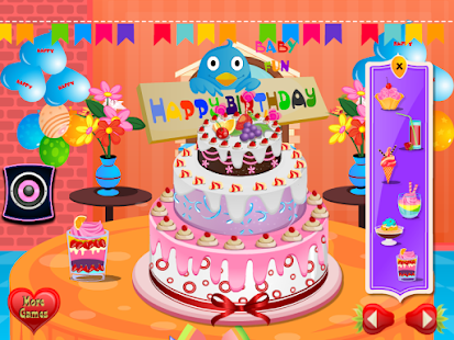 Delicious Cake Decoration- screenshot thumbnail