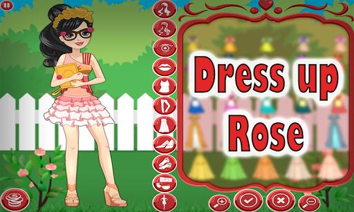 Dress Up Rose