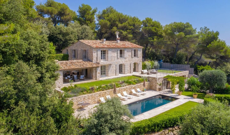 Villa avec piscine et terrasse Tourrettes-sur-Loup