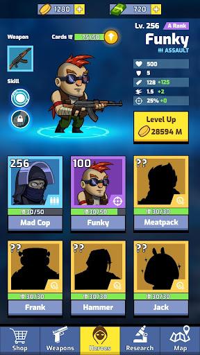 Zombie Idle Defense screenshots 3