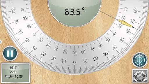 Protractor Inclinometer