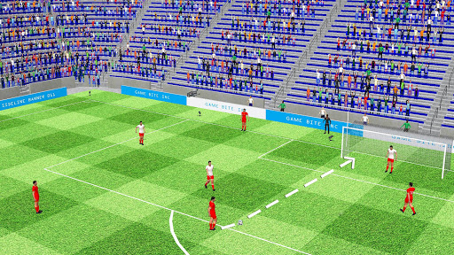 Flick Football Strike: FreeKick Soccer Games screenshot 2