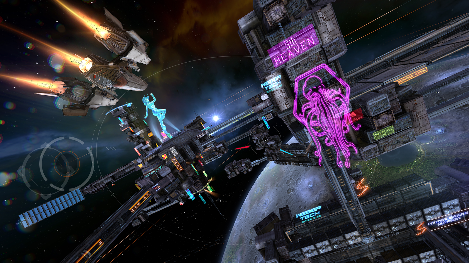 Galaxy on Fire 3 - Manticore- screenshot