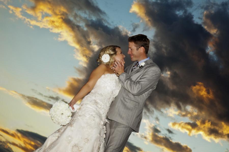 Love is in the Air by Shann Swift - Wedding Bride & Groom ( weddings people love swiftshots shann swift )