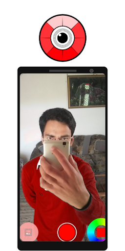 Change color camera switch replace and recolor app 0.93 screenshots 1