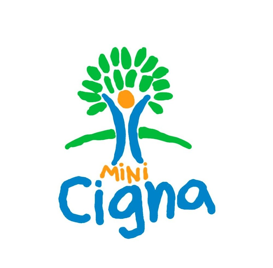 logotipo mini cigna