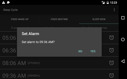 Sleep Cycle 1.3.8 screenshots 9