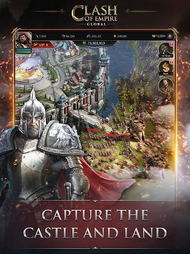 Clash of Empire: Epic Strategy War Game 5.16.1 screenshots 9