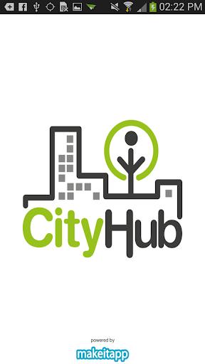 The CityHub - Urban guide