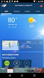 WeatherBug Screenshot 1