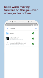 Dropbox APK screenshot thumbnail 6