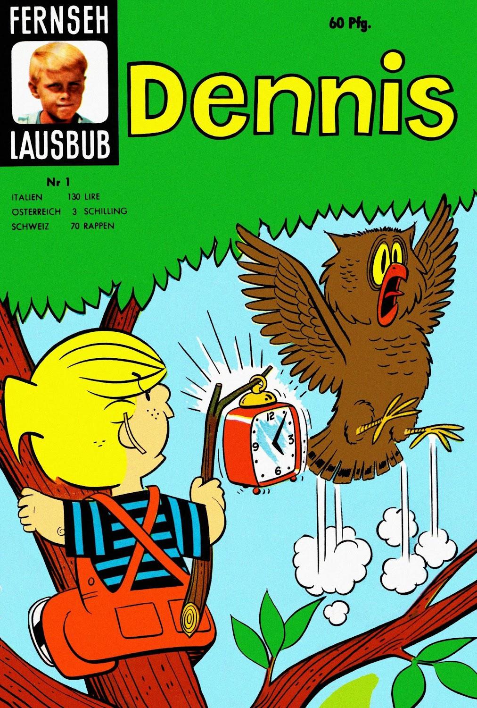 Fernseh Lausbub Dennis (1959) - komplett
