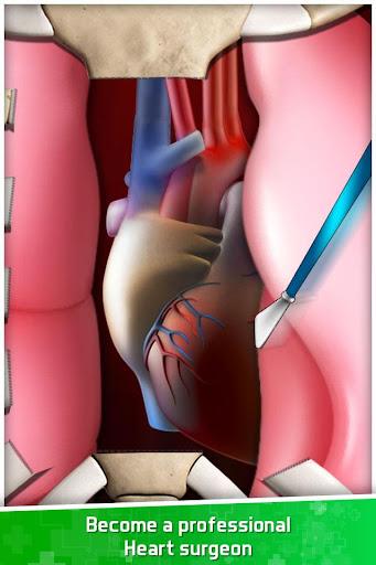 Heart Surgery Simulator 2: Emergency Doctor Game 1.0.8 screenshots 4