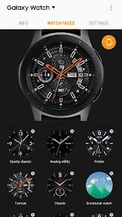 Galaxy Watch插件