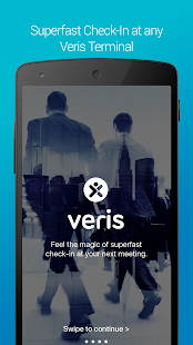Veris - You've arrived- screenshot thumbnail