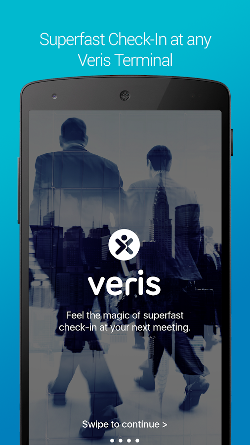 Veris - You've arrived- screenshot