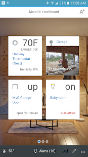Home Alerts - works with Nest- screenshot thumbnail