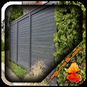 Stockade Fence Design icon