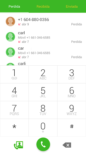 THEME SGS6 FOR EXDIALER