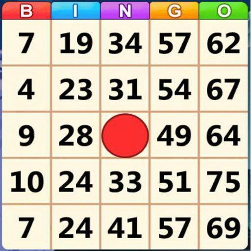 Absolute bingo