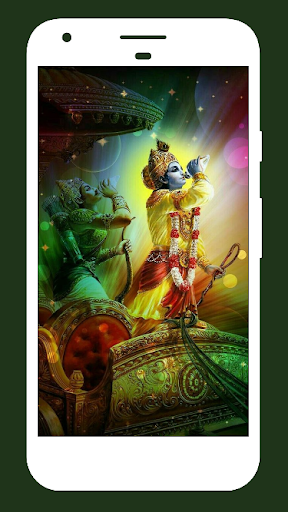 Radha Krishna Wallpaper 1.8 screenshots 1