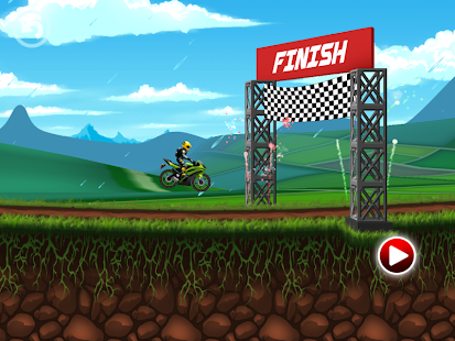 Fun Kid Racing - Motocross Screenshot