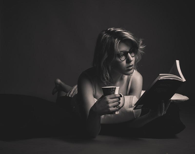un buon libro, un the e me stessa. non mi serve altro. di Mdv78