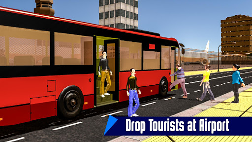 Tourist Bus Simulator 2017 5D 1.0 screenshots 10
