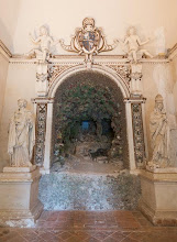"""Photo: Venus Room or """"Sala di Venere"""" in Villa d'Este in Tivoli, Lazio, Italy"""