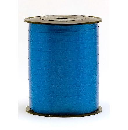 Presentband 10mmx250m kungsblå