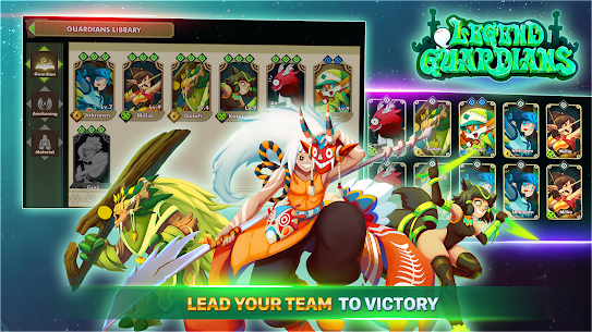 Epic Guardians – Legend Heroes Fighting Action RPG 1.0.2.5 Mod Apk [Unlimited Coins] 3