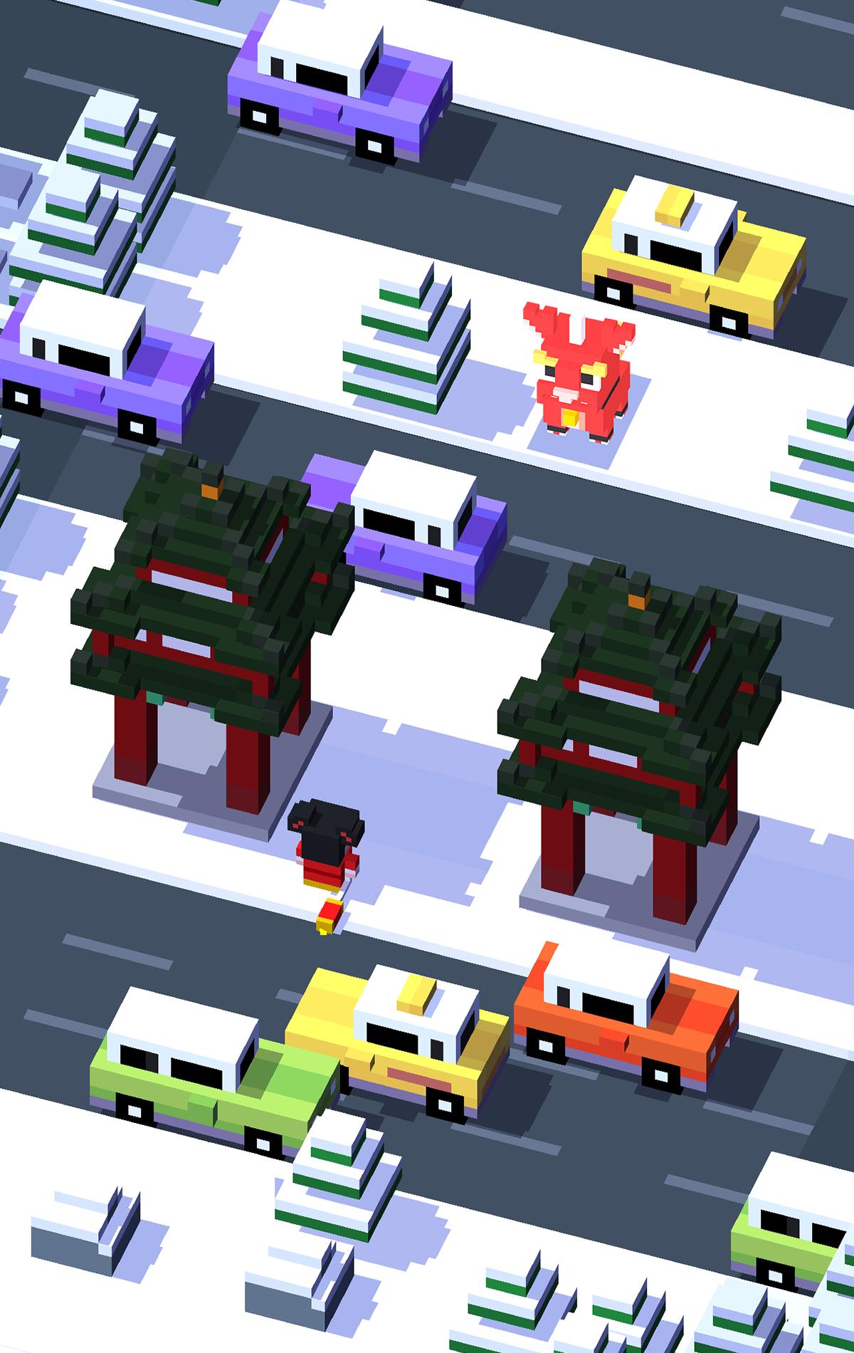 Crossy Road screenshot #19