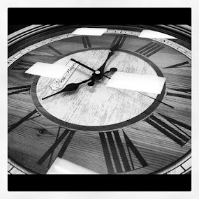 #time #clock by Kyle Sheppard - Instagram & Mobile Instagram