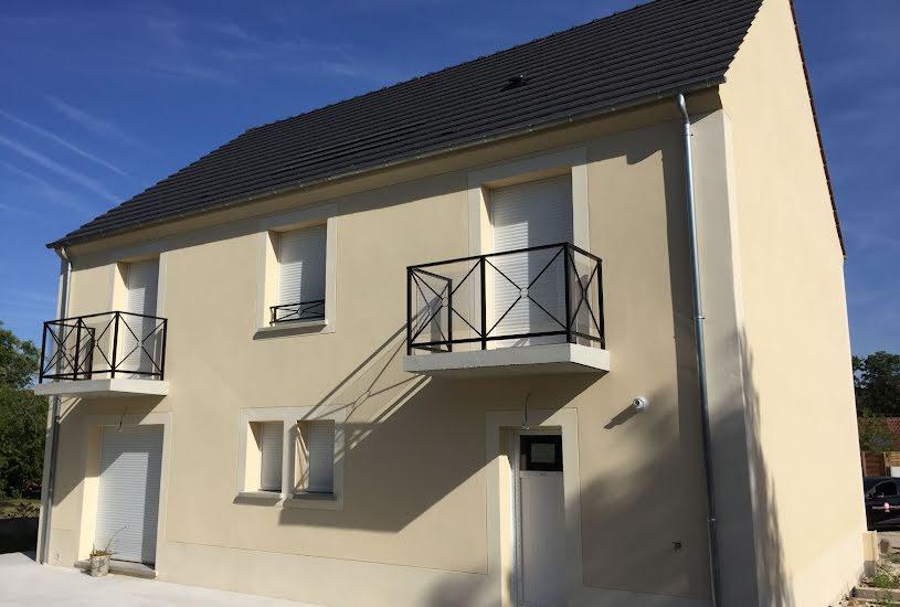Vente Terrain + Maison - Terrain : 306m² - Maison : 120m² à Lorrez-le-Bocage-Préaux (77710)
