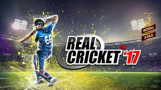 Real Cricket ™ 17 screenshot