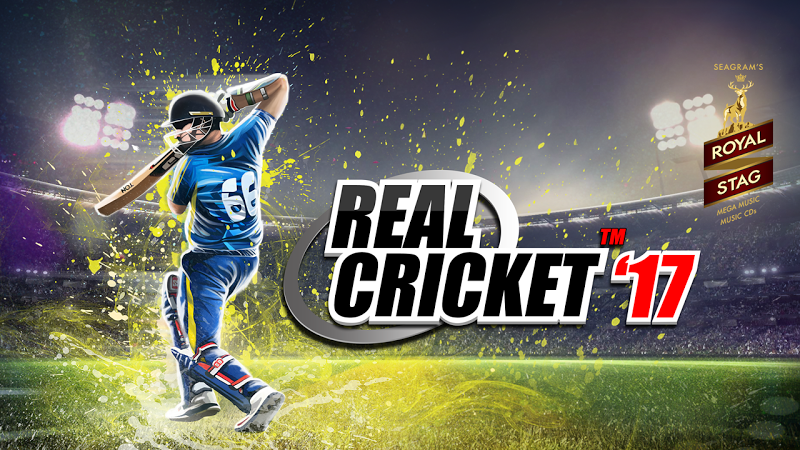 Real Cricket 17 v2.6.7 (Mod Money)