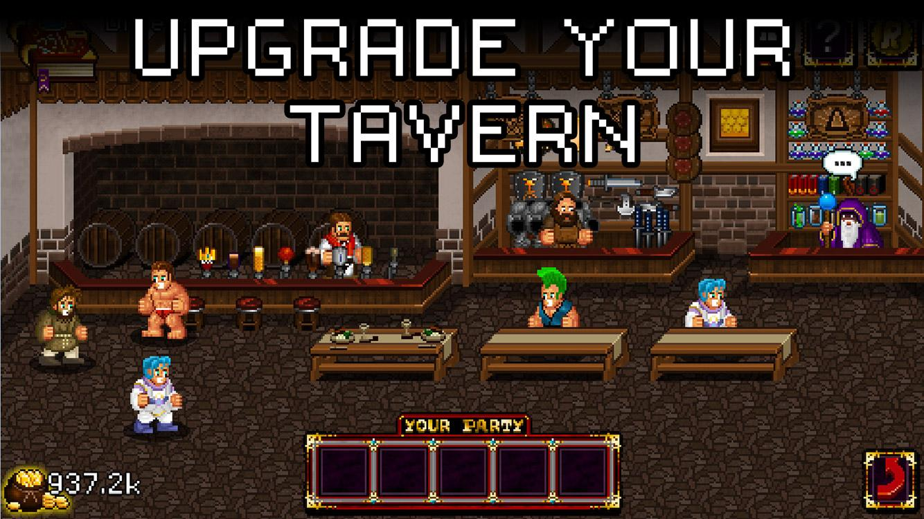 Screenshots of Soda Dungeon for Android