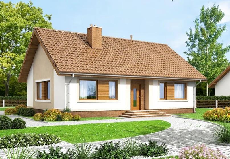 Projekt domu Daktyl