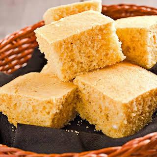 Simple Corn Bread.