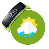 Weather for Gear Fit