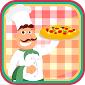 Pizza Maker Shop - Kids Chef