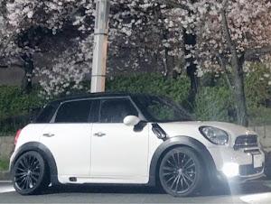 MINI Crossoverのカスタム事例画像 ༺kaede༻さんの2020年04月02日20:54の投稿