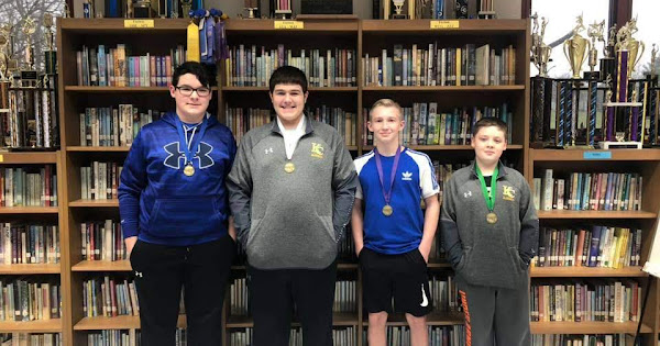 2019 Middle School District Governor's Cup