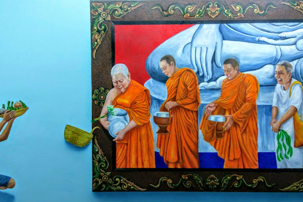See 3D art gallery about Samui's culture