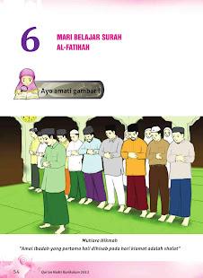 Download Buku Siswa Kelas 3 MI Qur'an Hadis Revisi 2016 For PC Windows and Mac apk screenshot 24