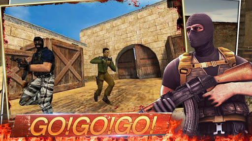 Gun Strike: Shooting Games  captures d'u00e9cran 1