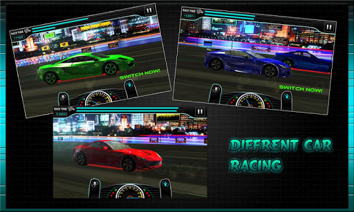 Drag Race City Racing