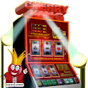 Cereja slot machine Rei icon